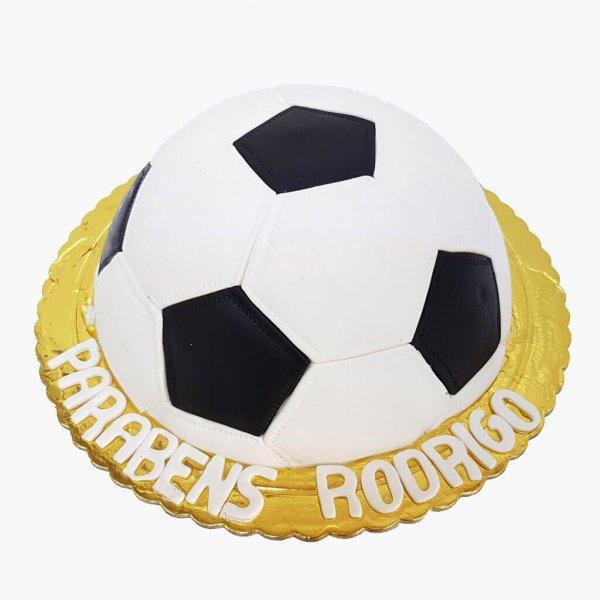 Bolo Bola De Futebol