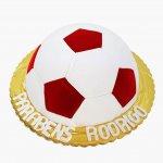 Bolo Bola De Futebol Cascais