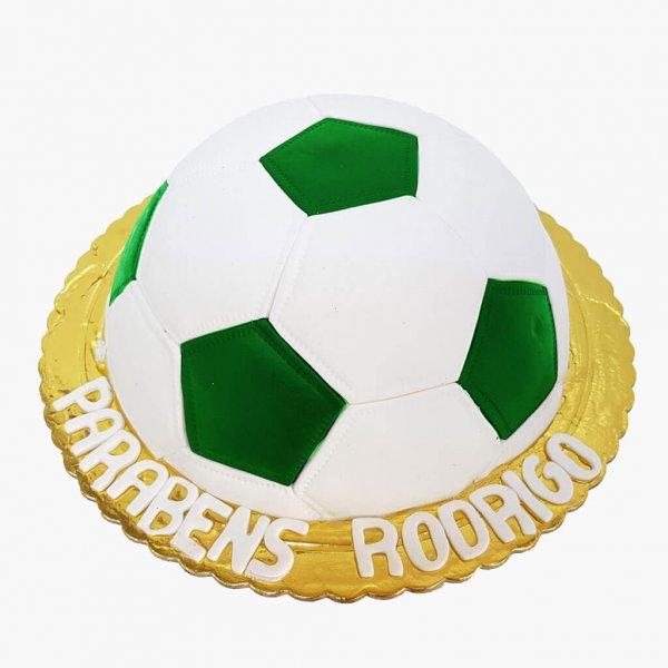 Bolo Bola De Futebol Setubal