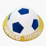Bolo Bola De Futebol Sintra