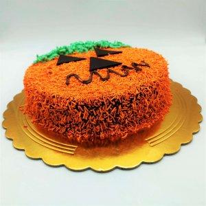 Bolo Abóbora Halloween