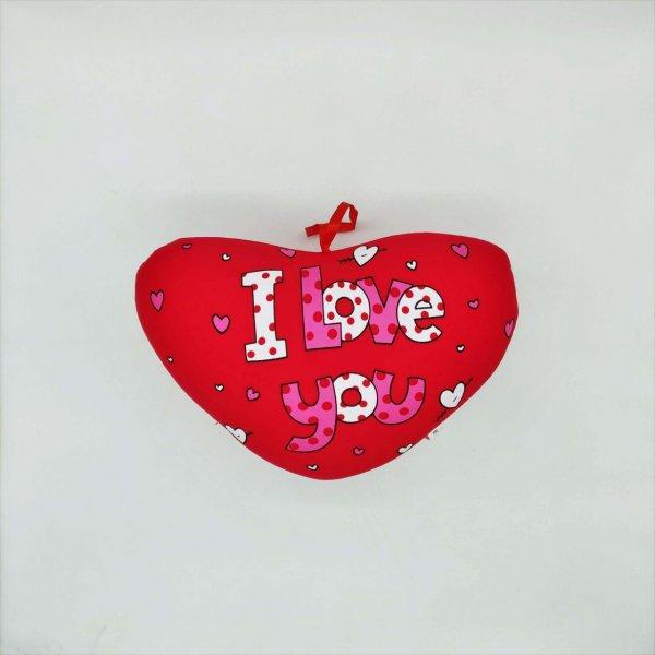 Almofada Grande I Love You