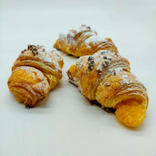 Mini Croissants De Ovo
