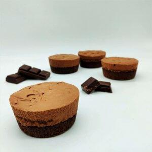 Miniatura De Chocolate