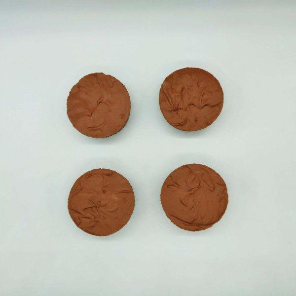 Miniatura De Chocolate 4 Unidades