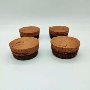 Miniatura De Chocolate Sem Gluten