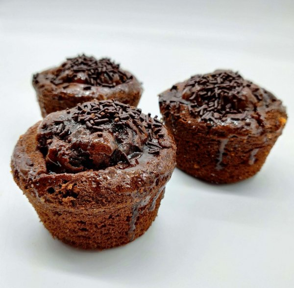 Queques De Chocolate Loures