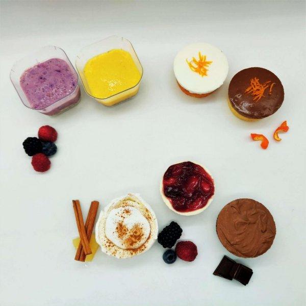 Sortido De Miniaturas Isentas De Gluten