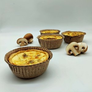 Tartelete De Cogumelos