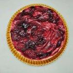 Cheesecake Frutos Vermelhos Sem Gluten