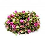 Coroa De Flores Para Funeral Com Entrega