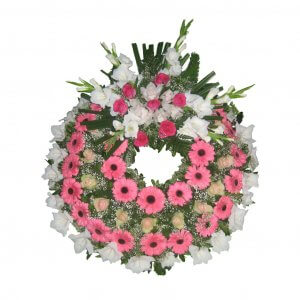 Coroa De Flores Para Mulher