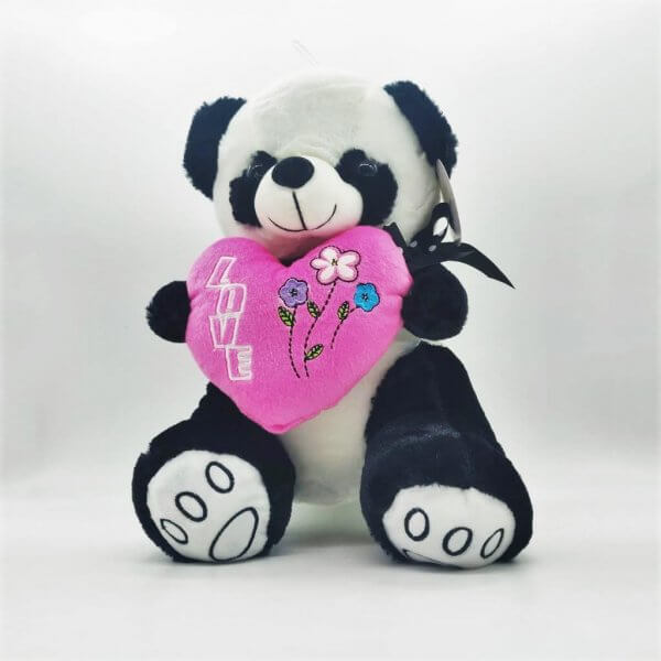Panda De Amor