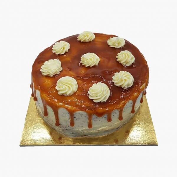 Drip Cake De Doce De Leite