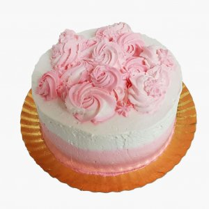 Naked Cake Branco
