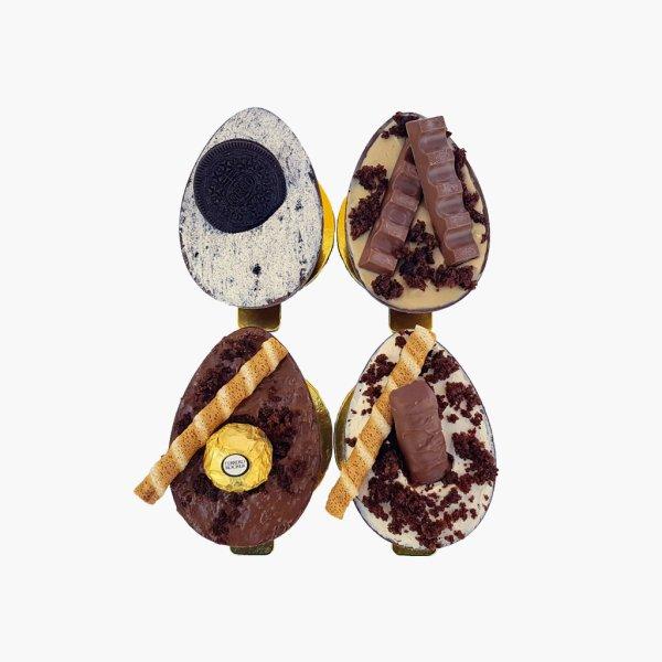 Ovos Da Pascoa De Chocolate Lisboa