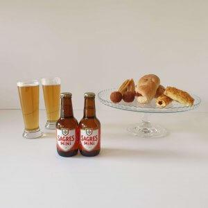 Cerveja E Aperitivos Salgados