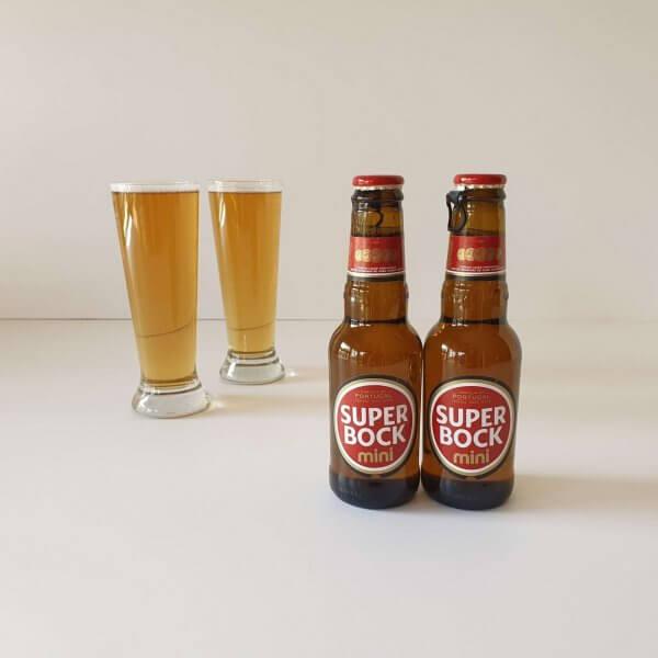 Cerveja Super Bock Entrega Domicílio