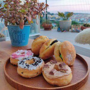 Subscrição De Bolas De Berlim E Donuts