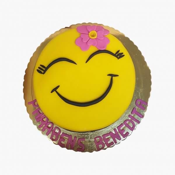 Bolo De Aniversário Emoji