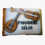 Bolo Guitarra Portuguesa E Violao