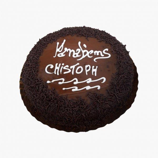 Bolo Chocolate Ocm Brigadeiros