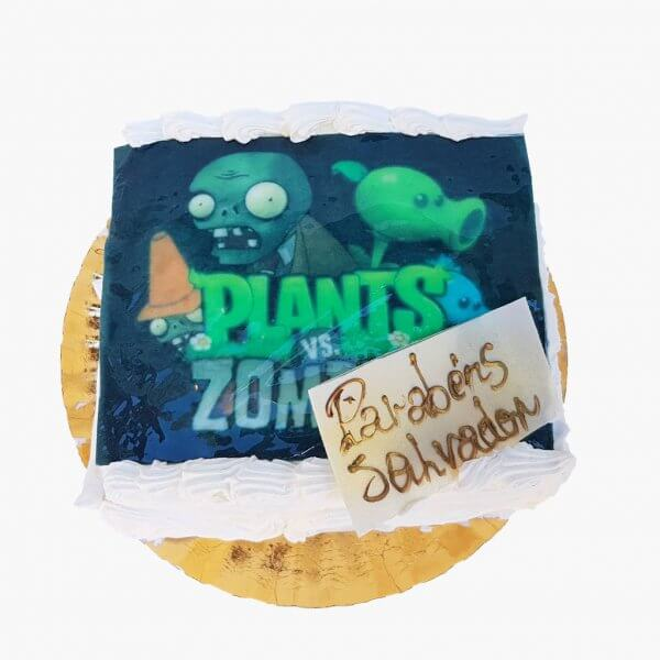 Bolo Plants Vs Zombies