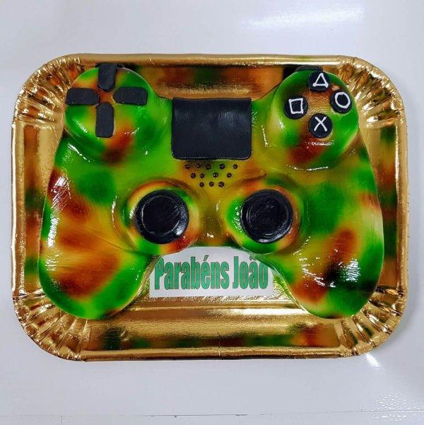 Comando Playstation Camuflado