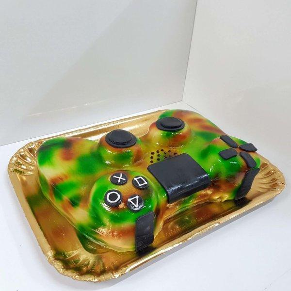 Comando Playstation Verde