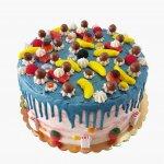 Drip Cake Com Gomas