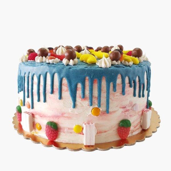Drip Cake Com Gomas Lisboa