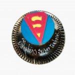 Bolo Superhomem