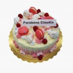Drip Macarons E Franboesa 3