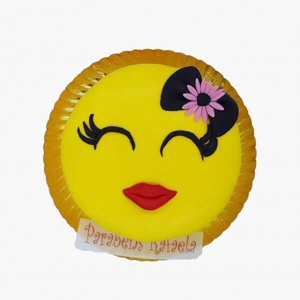 Bolo De Emoji Amoroso 2