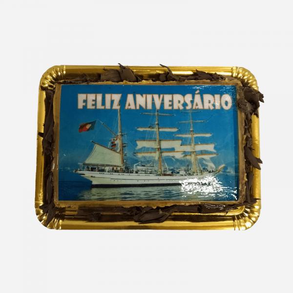 Bolo Barco 3