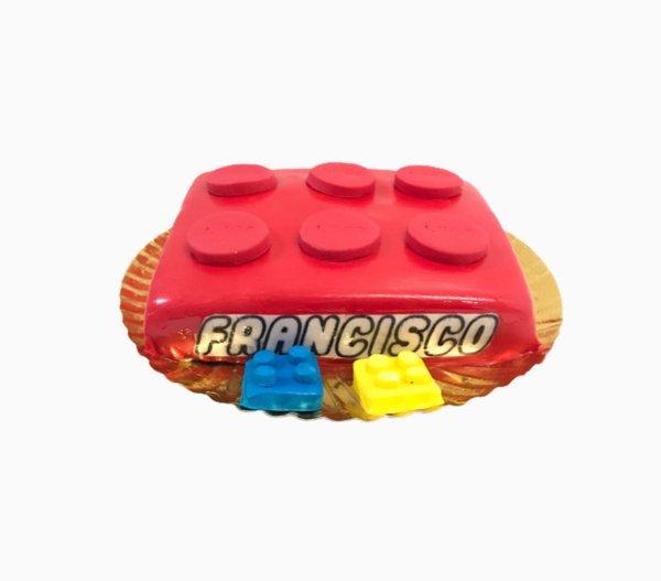 Bolo De Lego
