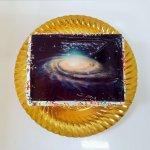 Bolo Galaxia Foto