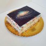 Bolo Galaxia Retangular