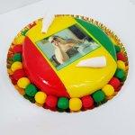 Bolo Tema Bob Marley