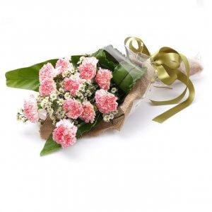 Bouquet De Cravos E Malmequeres
